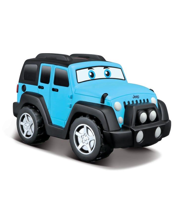 BB JUNIOR Jeep Lil Drivers Jeep Wrangler