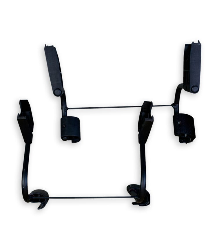 MOUNTAIN BUGGY Duet Carseat Adaptor For Twin (Clip 31)