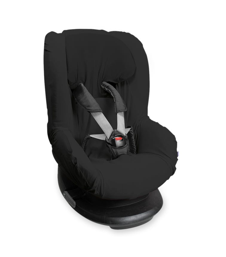 DOOKY Seat Cover - Group 1 - Black