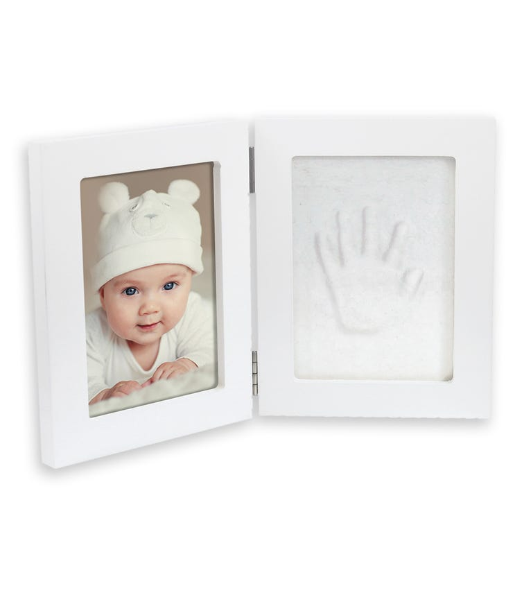 DOOKY Double Frame - White (Small)