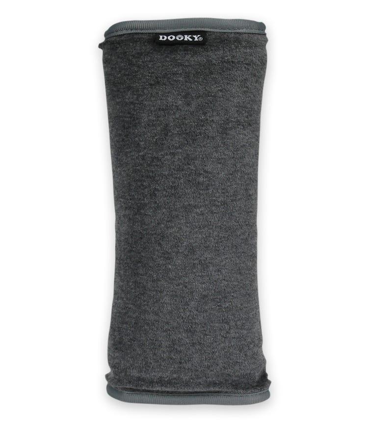 DOOKY Seatbelt Pillow - Dark Grey