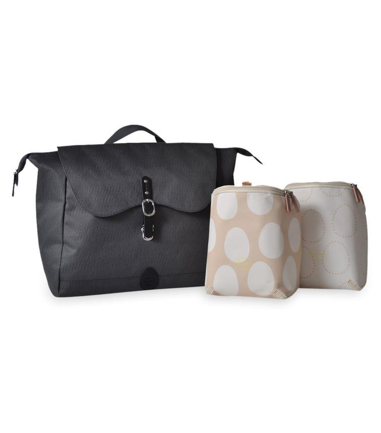 PACAPOD Nelson Travel Bag - Charcoal