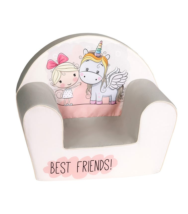 DELSIT Arm Chair Best Friends - Olifant