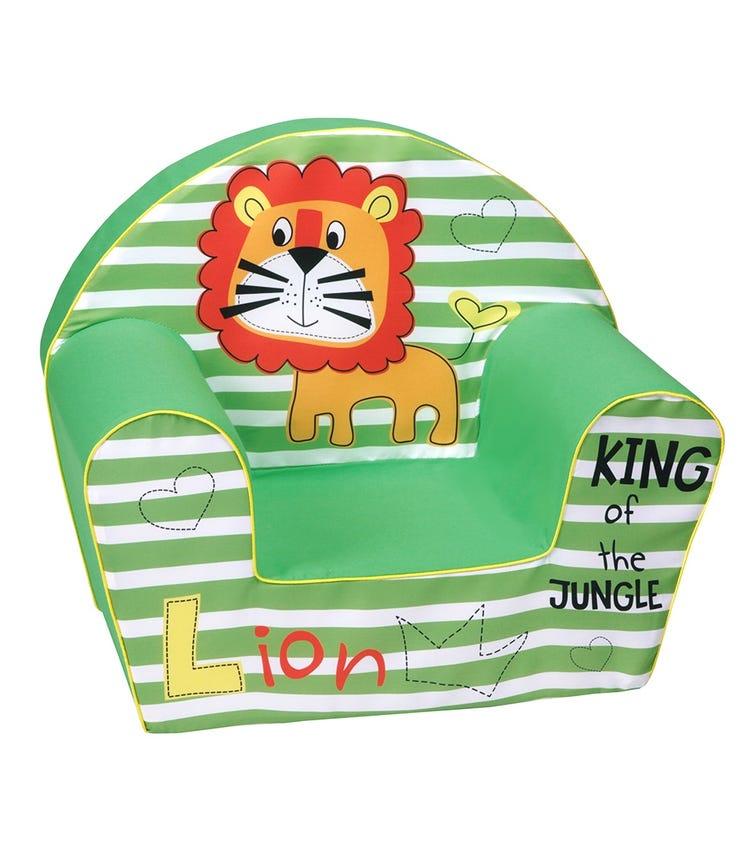 DELSIT Arm Chair - Lion