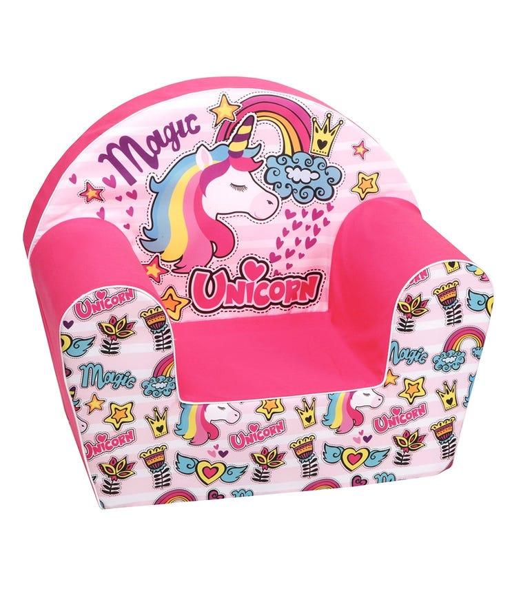 DELSIT Arm Chair - Magic Unicorn