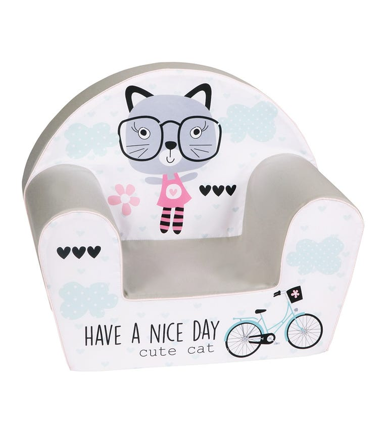 DELSIT Arm Chair - Have A Nice Day