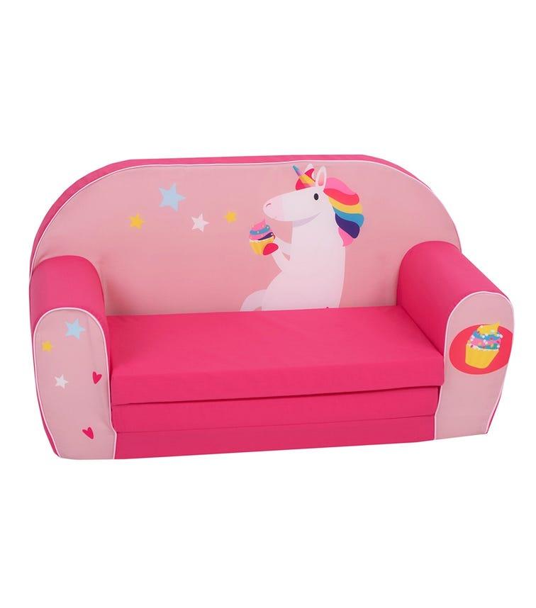 DELSIT Sofa Bed - Unicorn Muffin