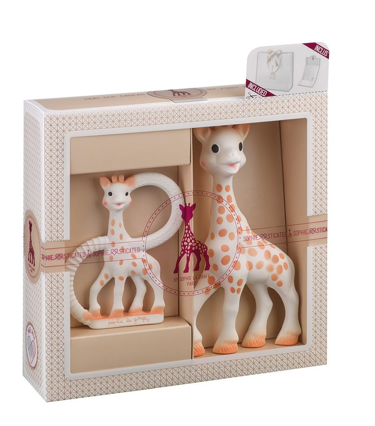 SOPHIE LA GIRAFE Sophiesticated Classical Composition 1