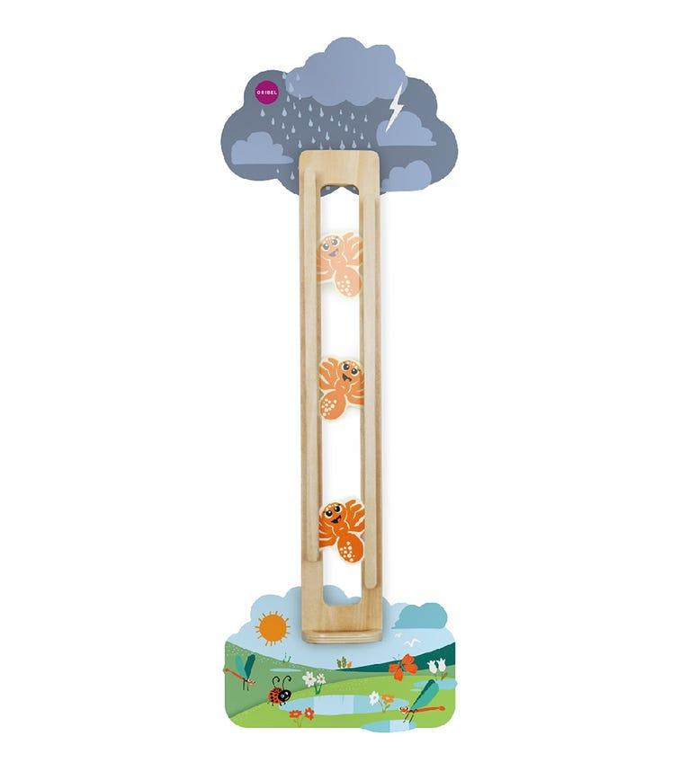 ORIBEL Vertiplay Wall Toy - Slidey Spidey