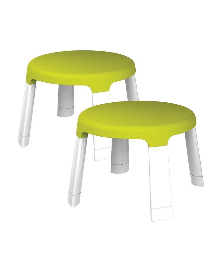 ORIBEL Portaplay Stools (Pack Of 2) -  Forest Friends