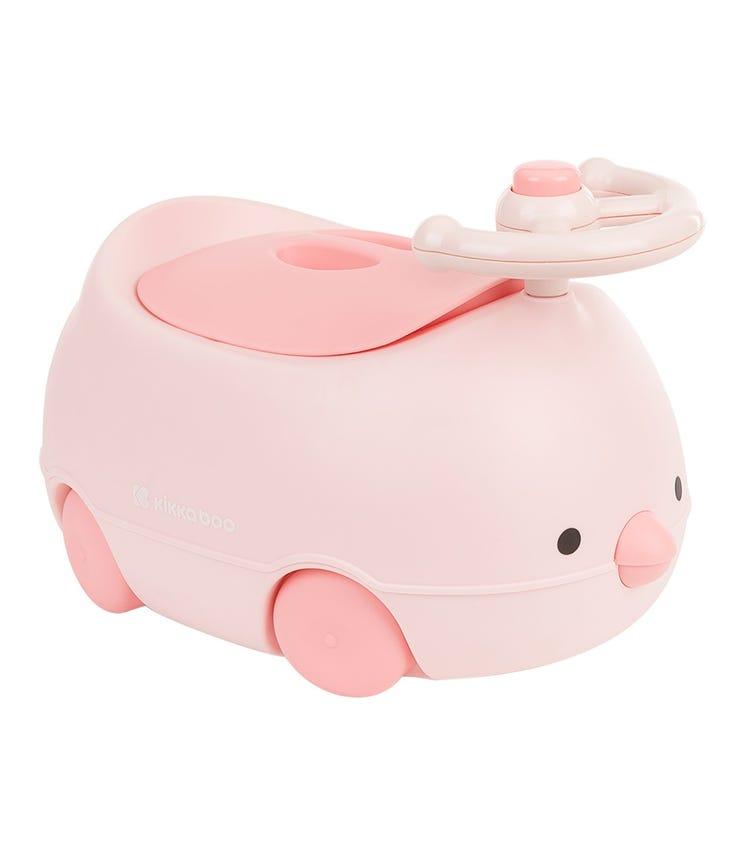 KIKKABOO Potty Chick Pink