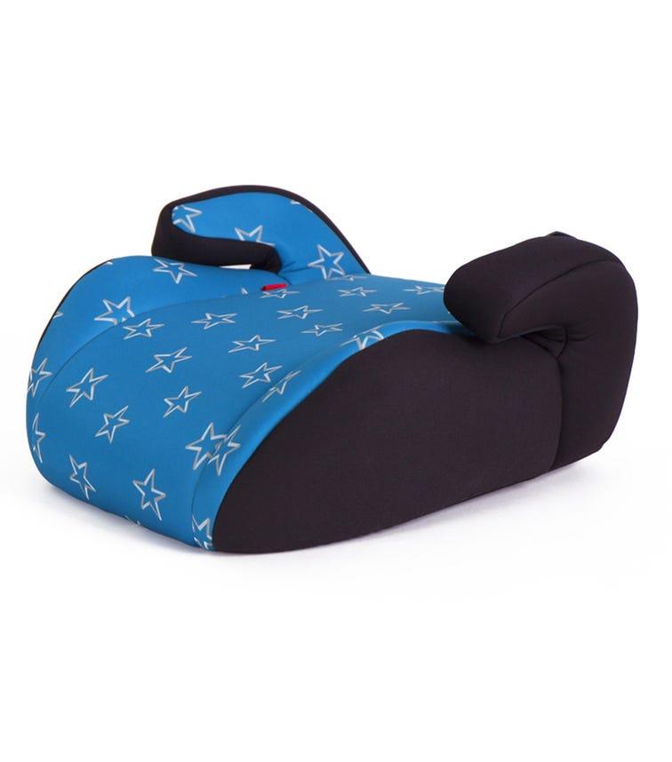 KIKKABOO Car Seat 2-3 (15-36 KG) Jazzy Blue Stars