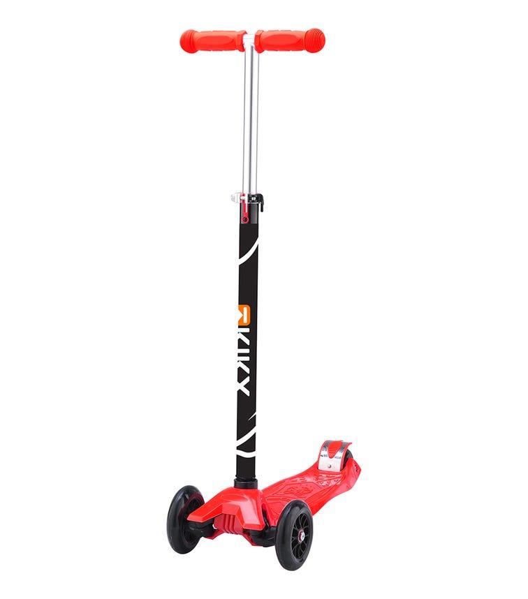KIKX Maxi Scooter Red