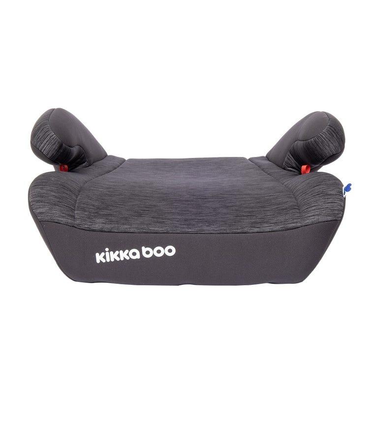 KIKKABOO Car Seat 2-3 (15-36  KG) Standy Grey Melange