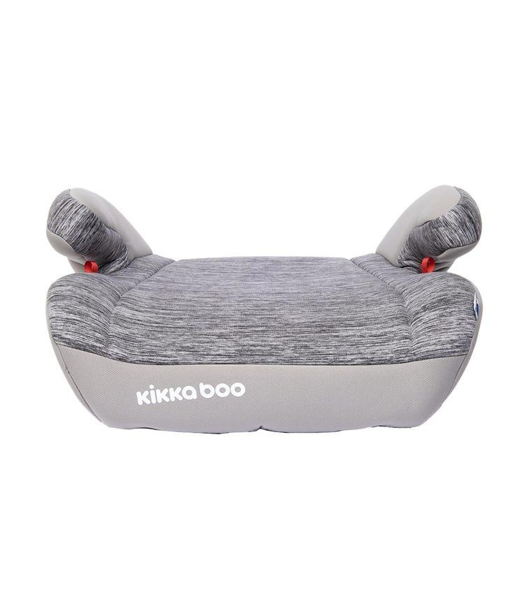KIKKABOO Car Seat 2-3 (15-36  KG) Standy Light Grey
