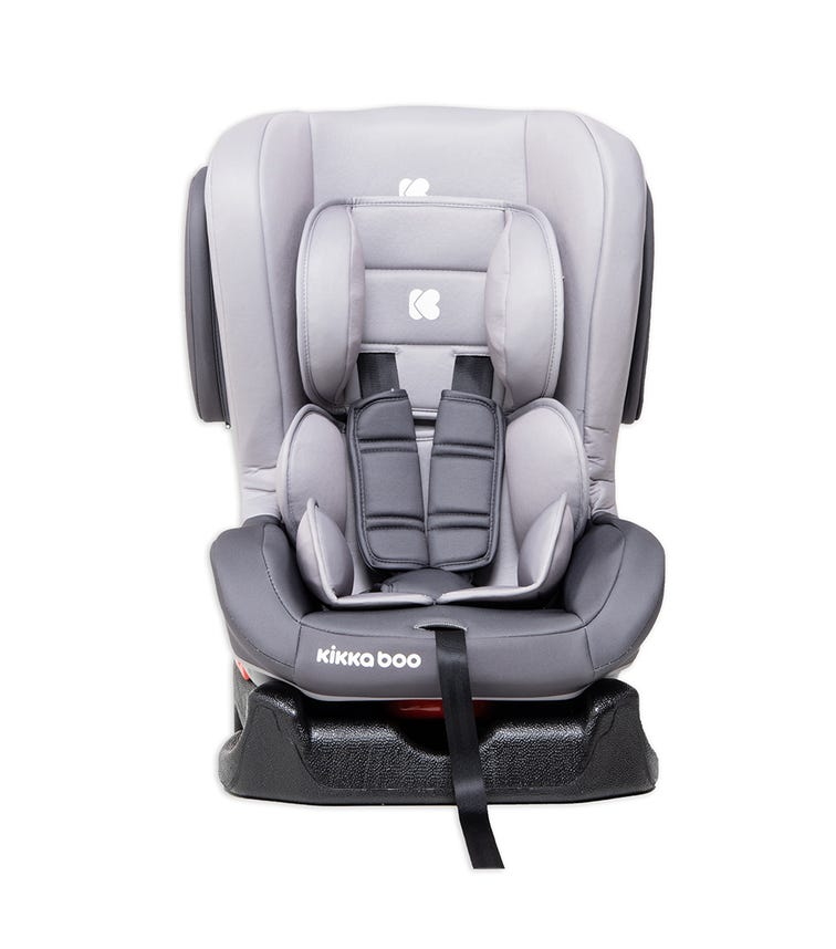 KIKKABOO Car Seat 0-1 (0-18  KG) Sport Grey 2020