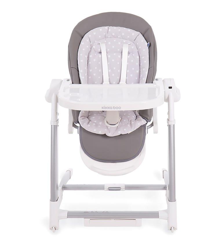 KIKKABOO Chair And Swing 3 In 1 Prima Grey
