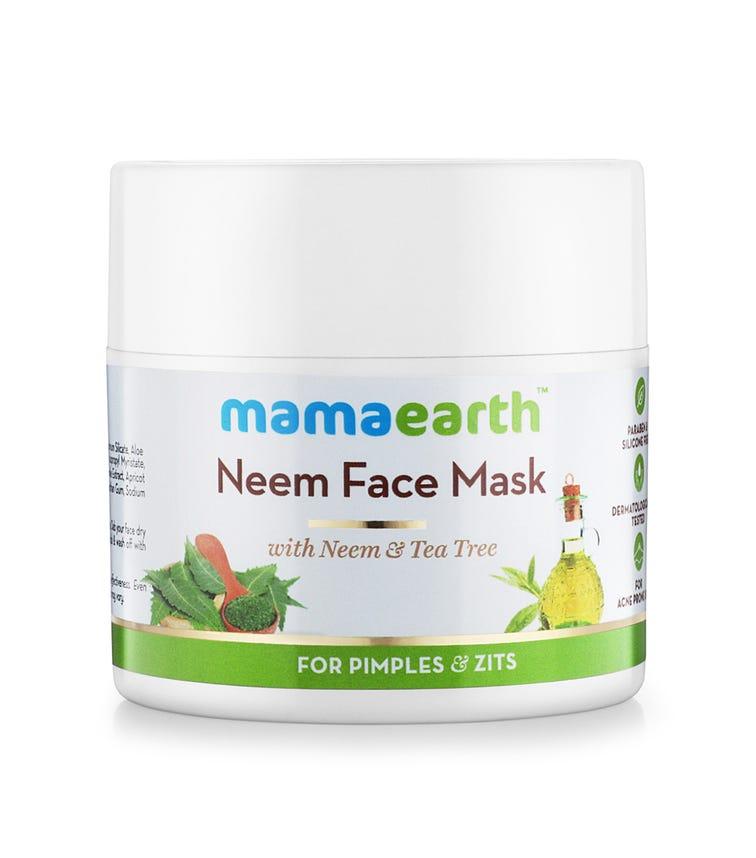 MAMAEARTH Neem Face Mask 100 ML