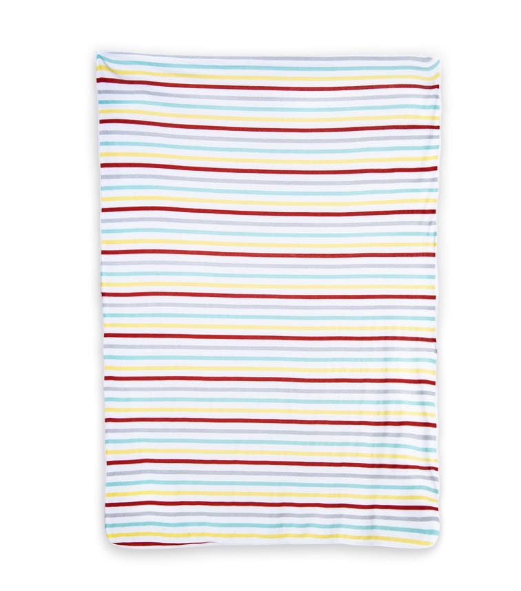 MOTHER'S CHOICE Baby Jersey Wrap Single Pack 100% Cotton