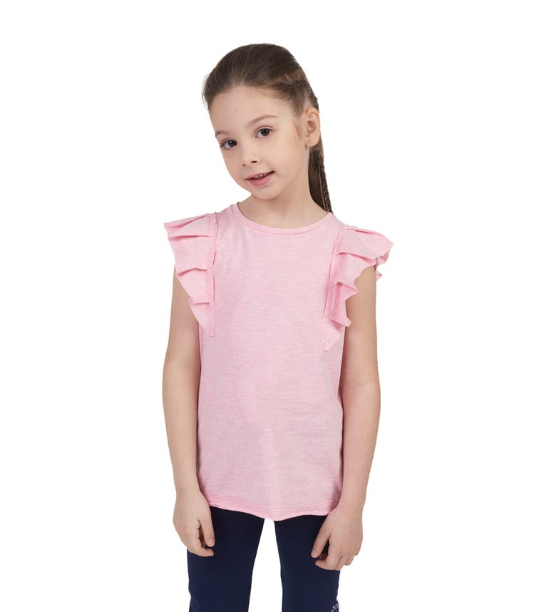 CHOUPETTE Winglets Sleeves T-Shirt