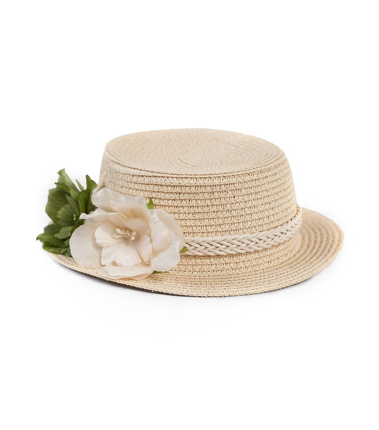 CHOUPETTE Sunhat With Flowers