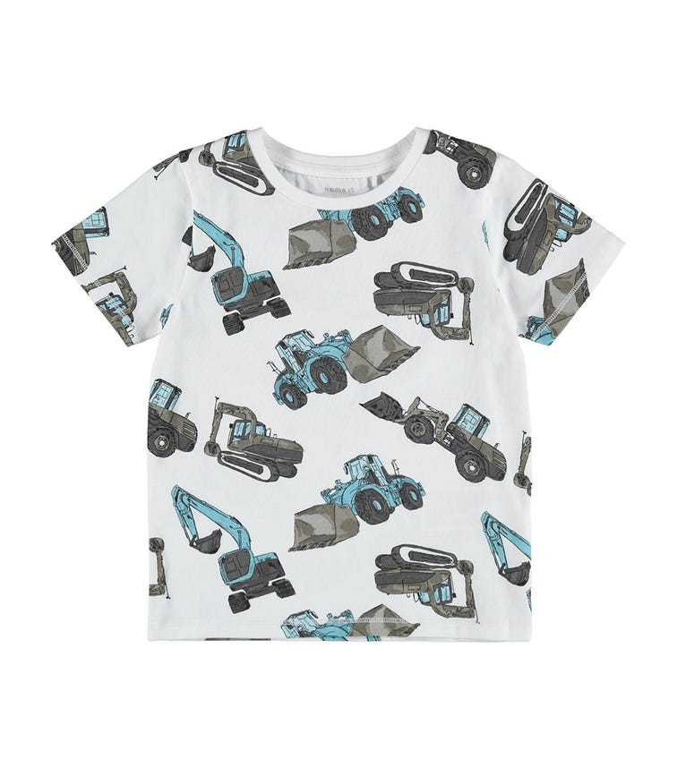 NAME IT Baby Boy Donniso T-Shirt
