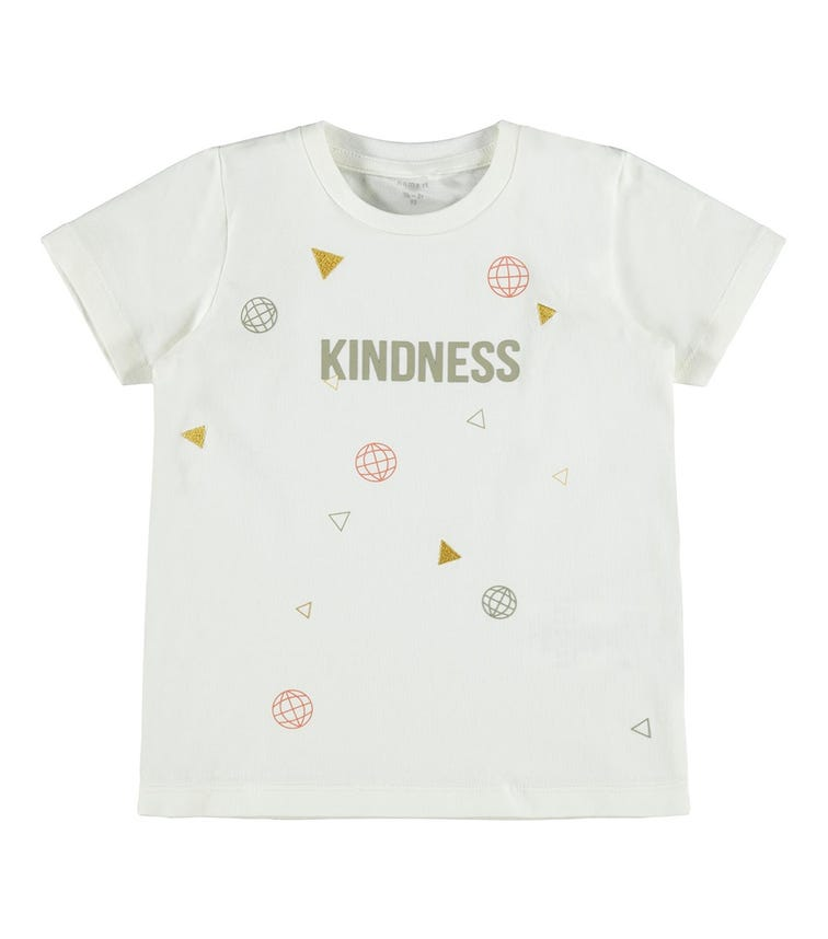 NAME IT Baby Boy Kindness T-Shirt