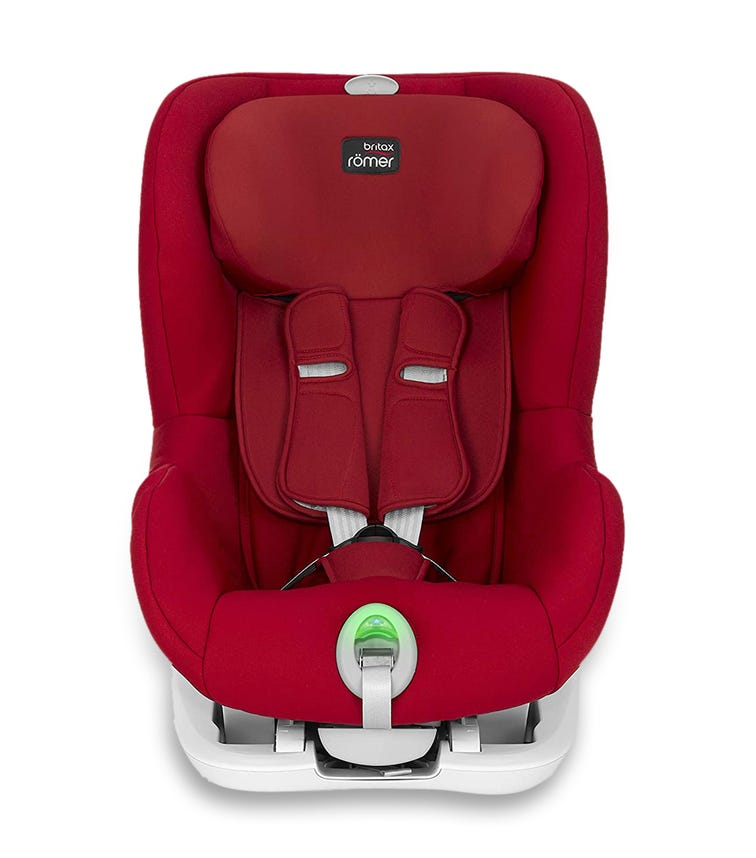 BRITAX Romer King II ATS From 9 Months - 4 Years Cosmos Black