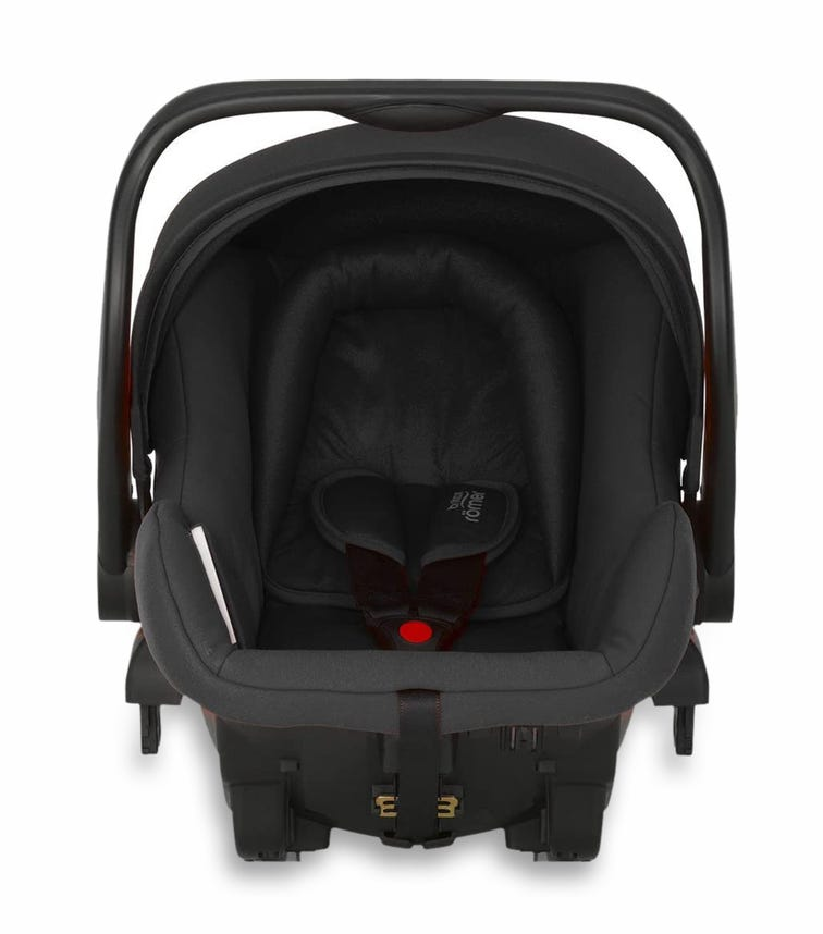 BRITAX Romer Primo Bundle From 0-15 Months With Base Cosmos Black