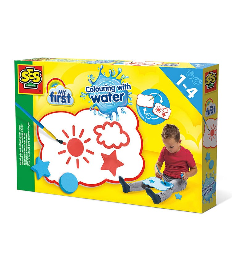 SES CREATIVE Drawing Board With Water