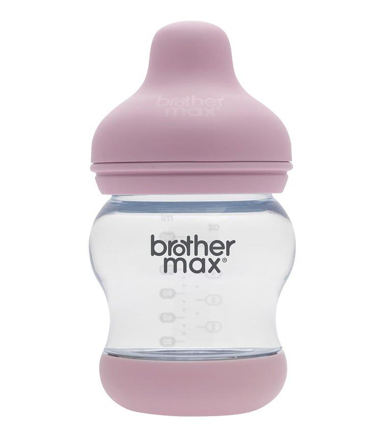 BROTHER MAX Anti-Colic Feeding Bottle 160ML/5Oz (Small) Teat