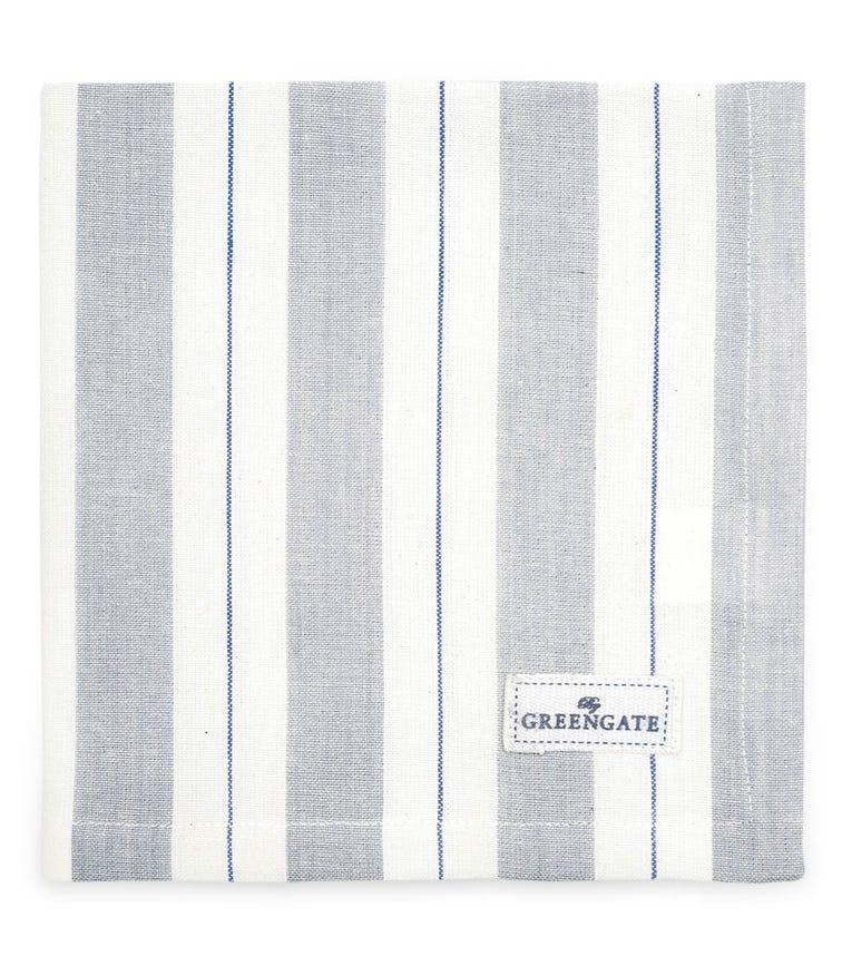 GREENGATE Napkin Elinor - Pale Grey