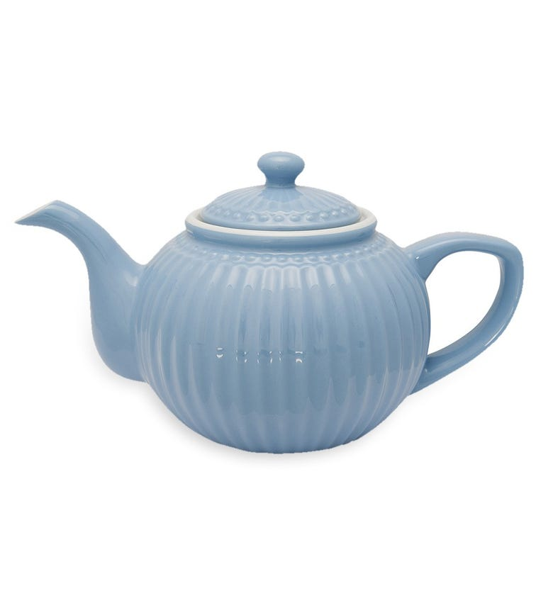 GREENGATE Teapot Alice - Sky Blue
