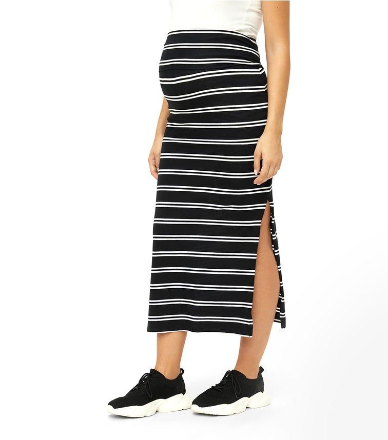 MAMALICIOUS Mlsia Jersey Maxi Skirt