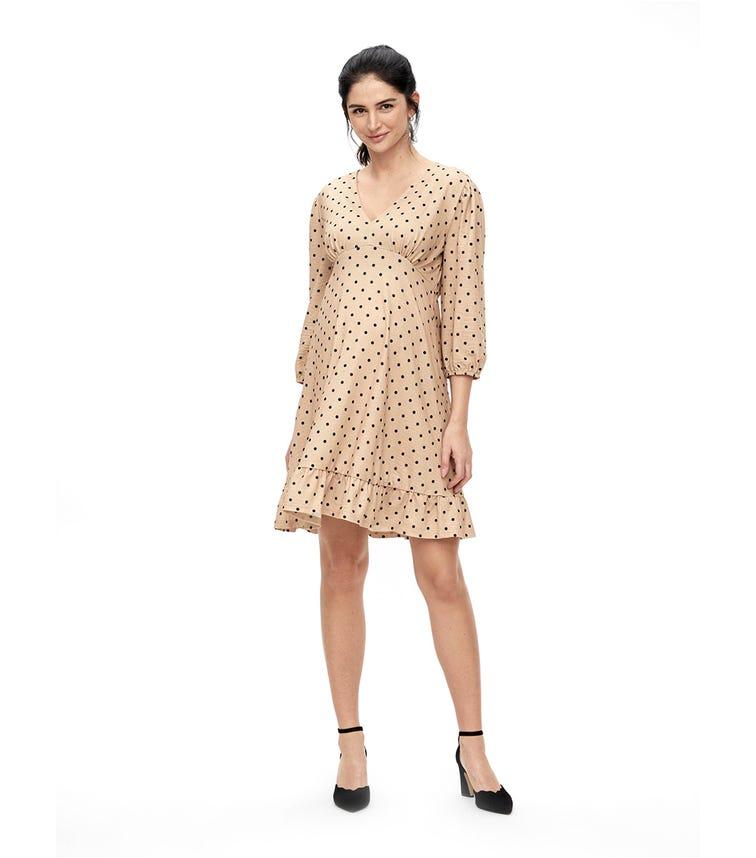 MAMALICIOUS Mlcelina 3/4 Jersey Short Dress