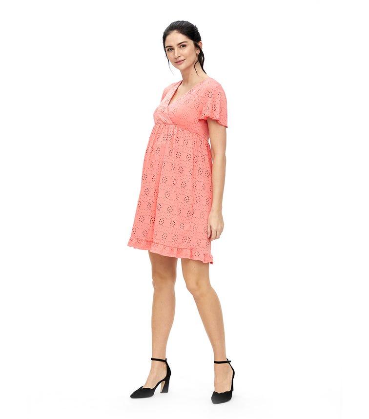 MAMALICIOUS Mldenise Tess Jersey Short Dress