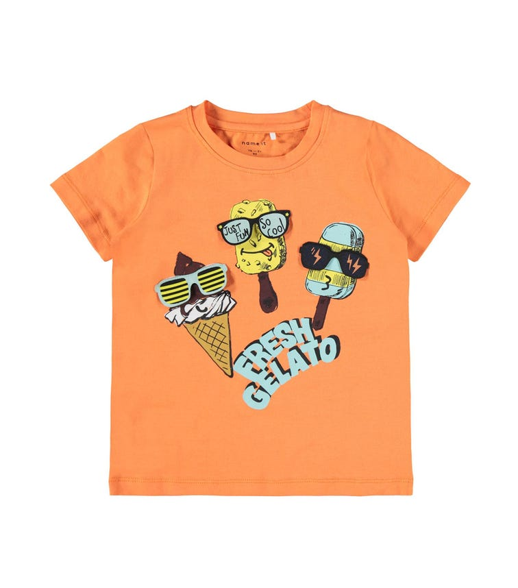 NAME IT Graphic T-Shirt
