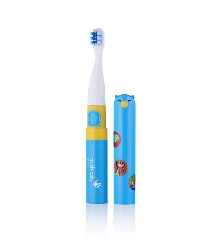 BRUSH BABY Go-Kidz Electric Toothbrush Boxed