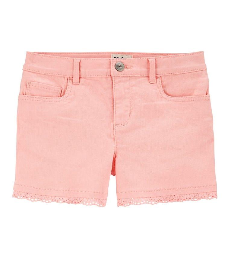 OSHKOSH Stretch Twill Shorts