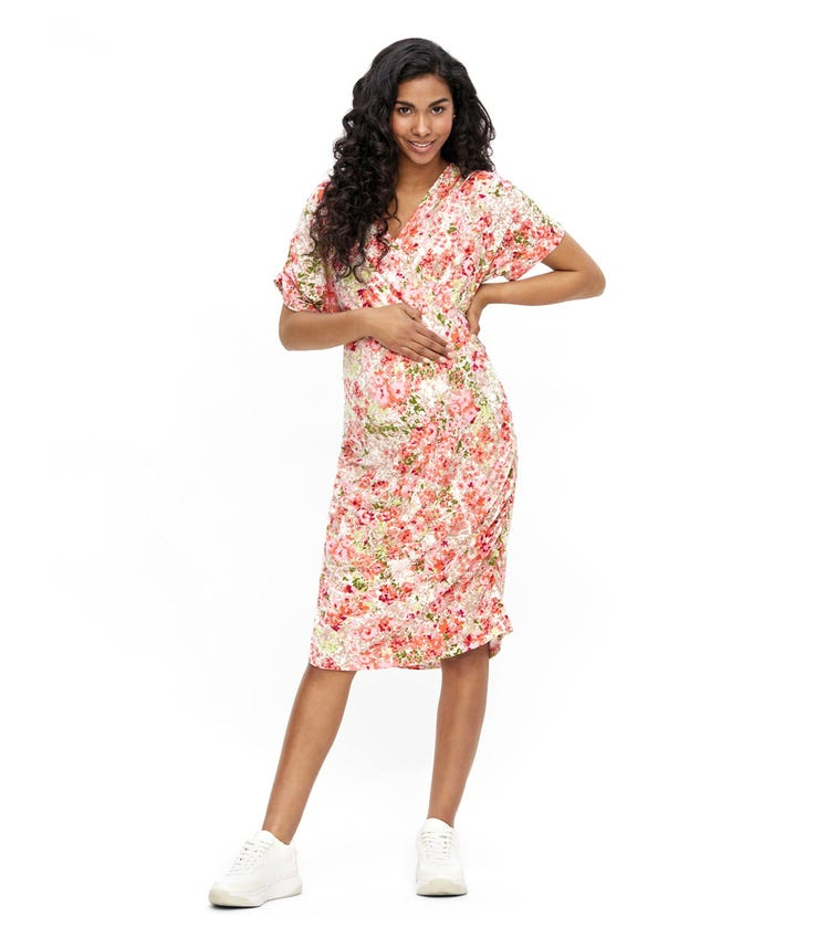 MAMALICIOUS Mlpilar Sanya Jersey Dress