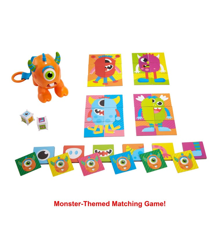 FISHER PRICE Games Monster Match
