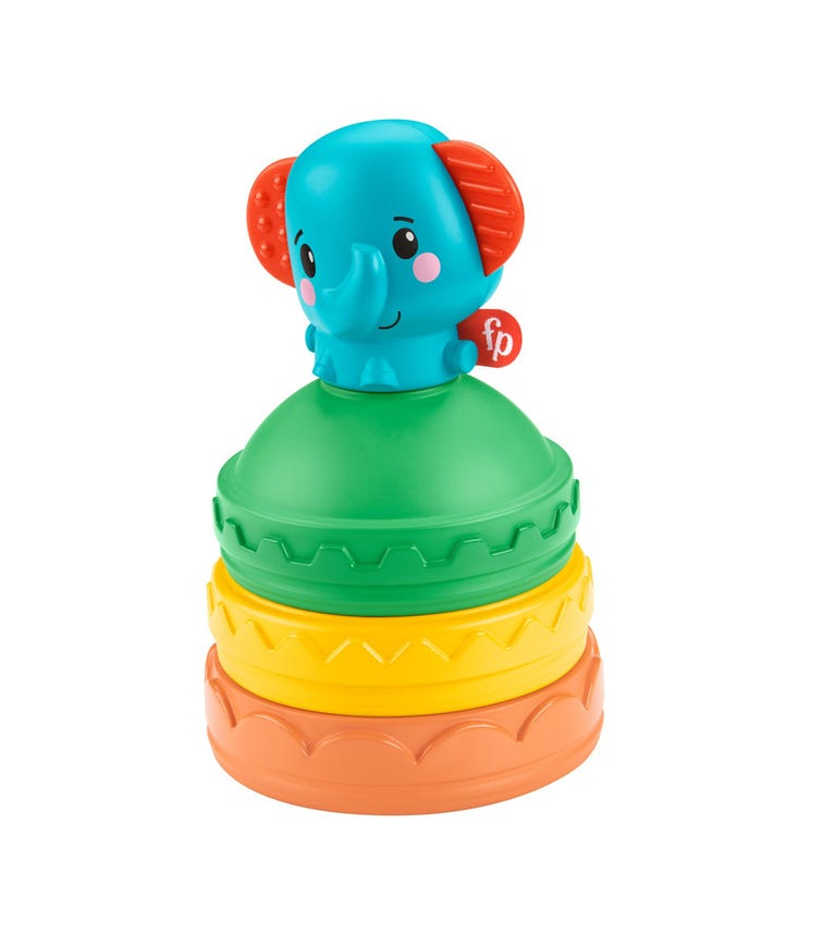 FISHER PRICE Infant Stacking Elephant