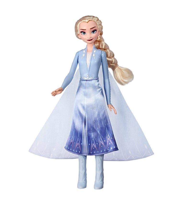 FROZEN 2 Magical Swirling Adventure Elsa