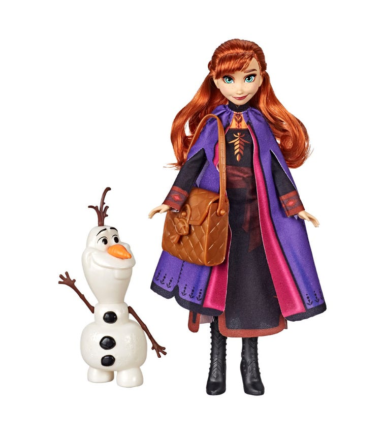 FROZEN 2 FD Anna And Olaf