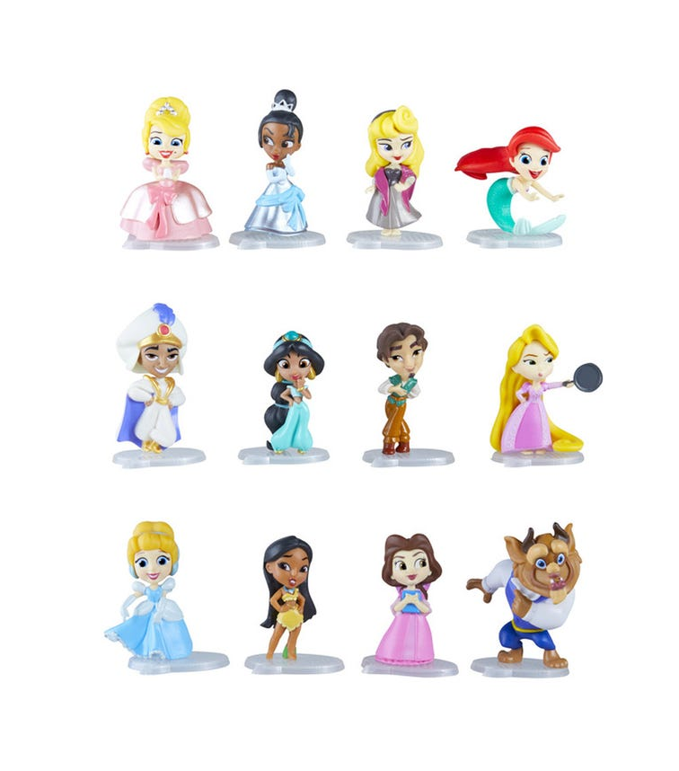 DISNEY PRINCESS 2 In Blind Collectables