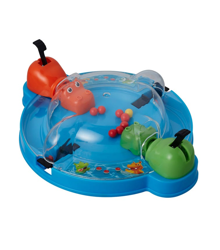 HASBRO GAMING Hungry Hippo Grab And Go
