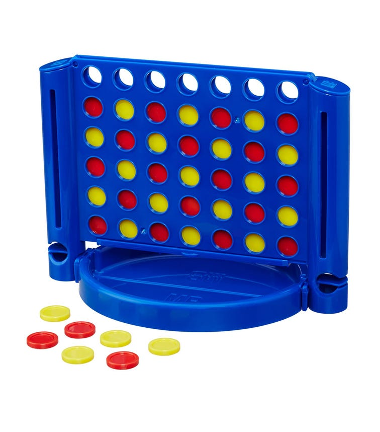 HASBRO GAMING Connect 4 Grab And Go