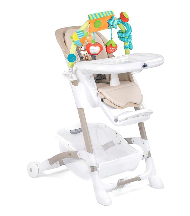 CAM Istante High Chair - Beige
