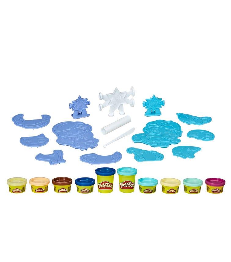 PLAY-DOH Frozen 2 - Create N Style Set