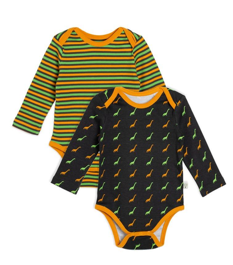 ORGANIC KID 2-Piece Bodysuit Set